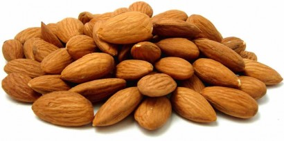 healthy almonds picture