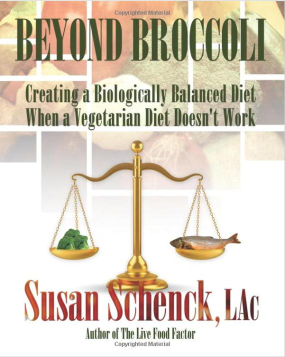 Beyond Broccoli book review