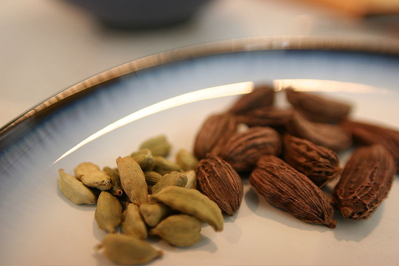 Cardamom is a Spicy Superfood!