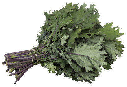 dark green vegetable kale